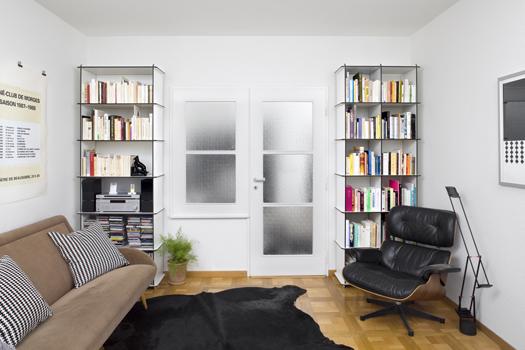 Christian Dupraz, 36 Furniture System, Genve, 2012 © Annik Wetter